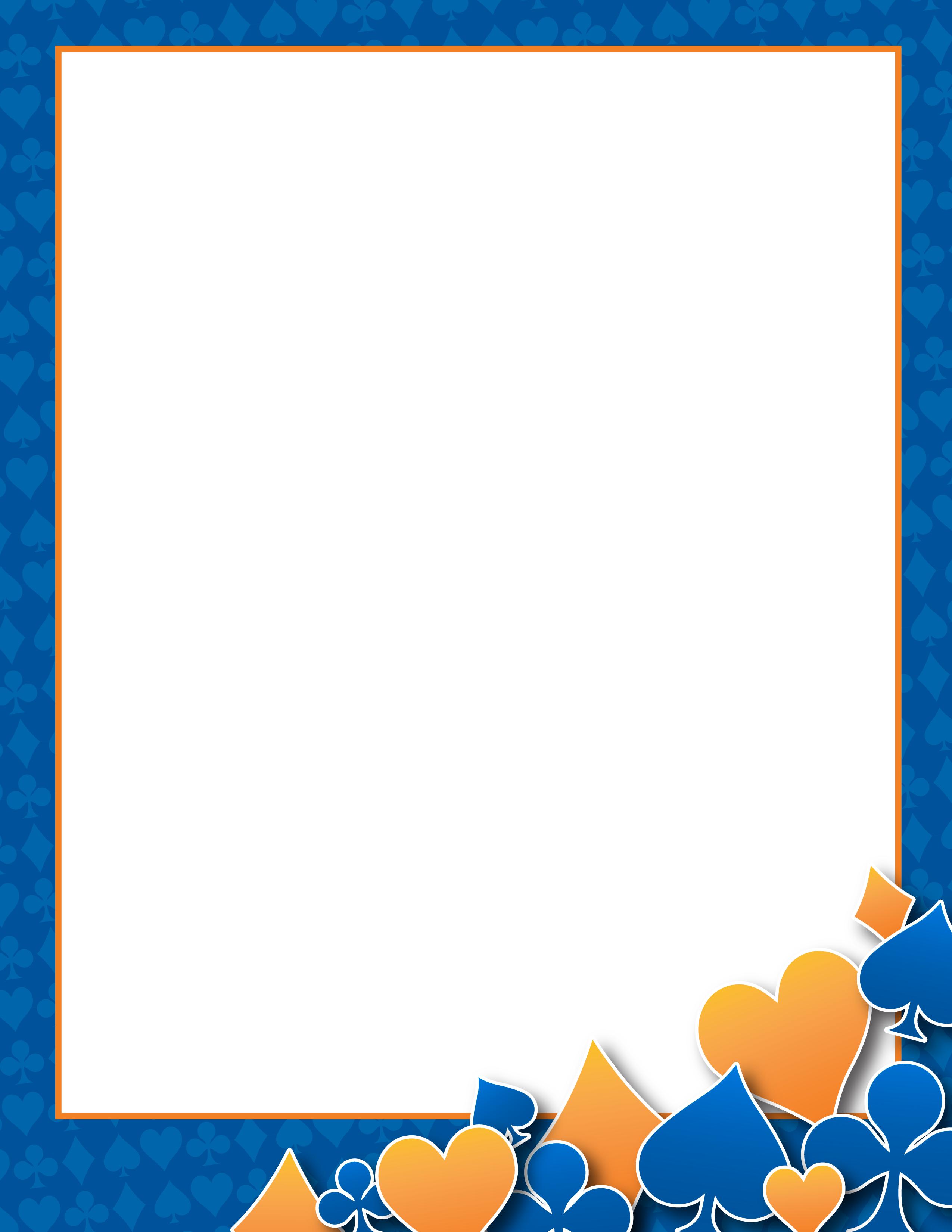 download overlaid blue orange theme below